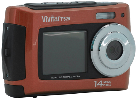 10. Vivitar 14MP Dual Screen Camera