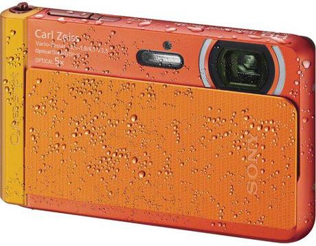 5. Sony Cyber-Shot DSC-TX30