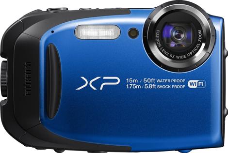 3. Fujifilm FinePix XP80
