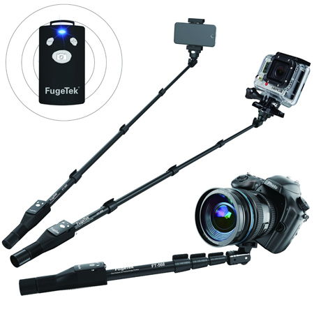 Top 10 Best Selfie Sticks For Smartphone Gopro And
