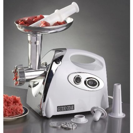 Guide Gear 350W Electric Meat Grinder