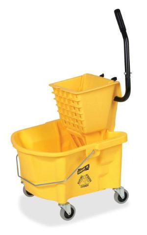 Genuine-Joe-GJO60466-Splash-Guard-Mop-Bucket-Wringer