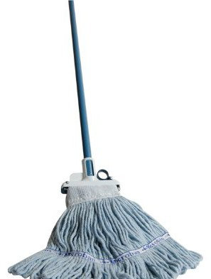 15. Quickie HomePro Premium Wet Mop with Microban
