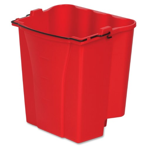 Rubbermaid Commercial FG9C7400RED Dirty Water Bucket