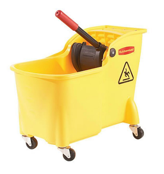 Rubbermaid-Professional-Plus-Mop-Bucket-and-Wringer-Combo