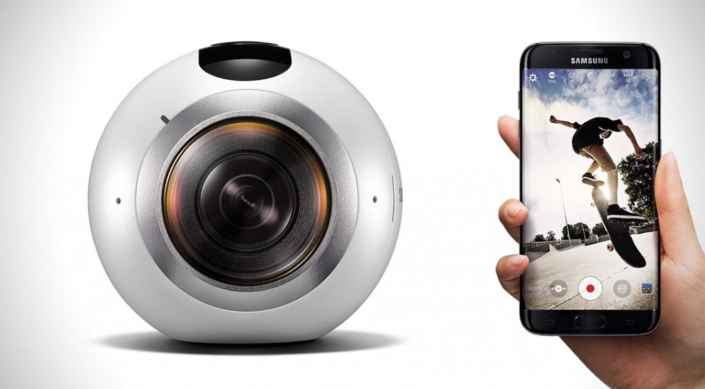 samsung 360 camera VR